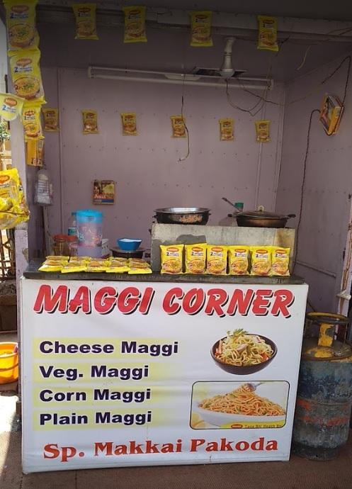 Maggi corner
