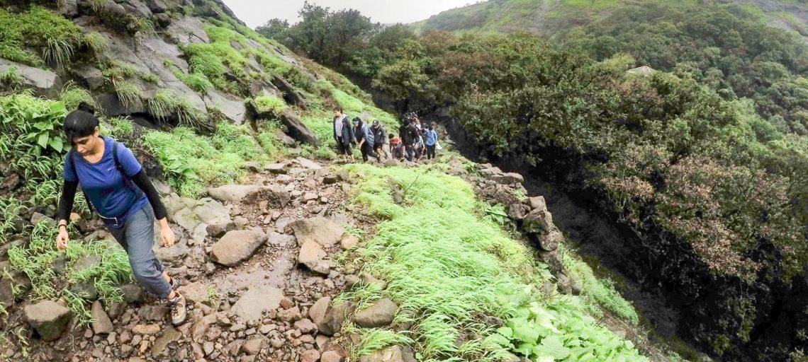 Safe Monsoon Treks in Maharashtra