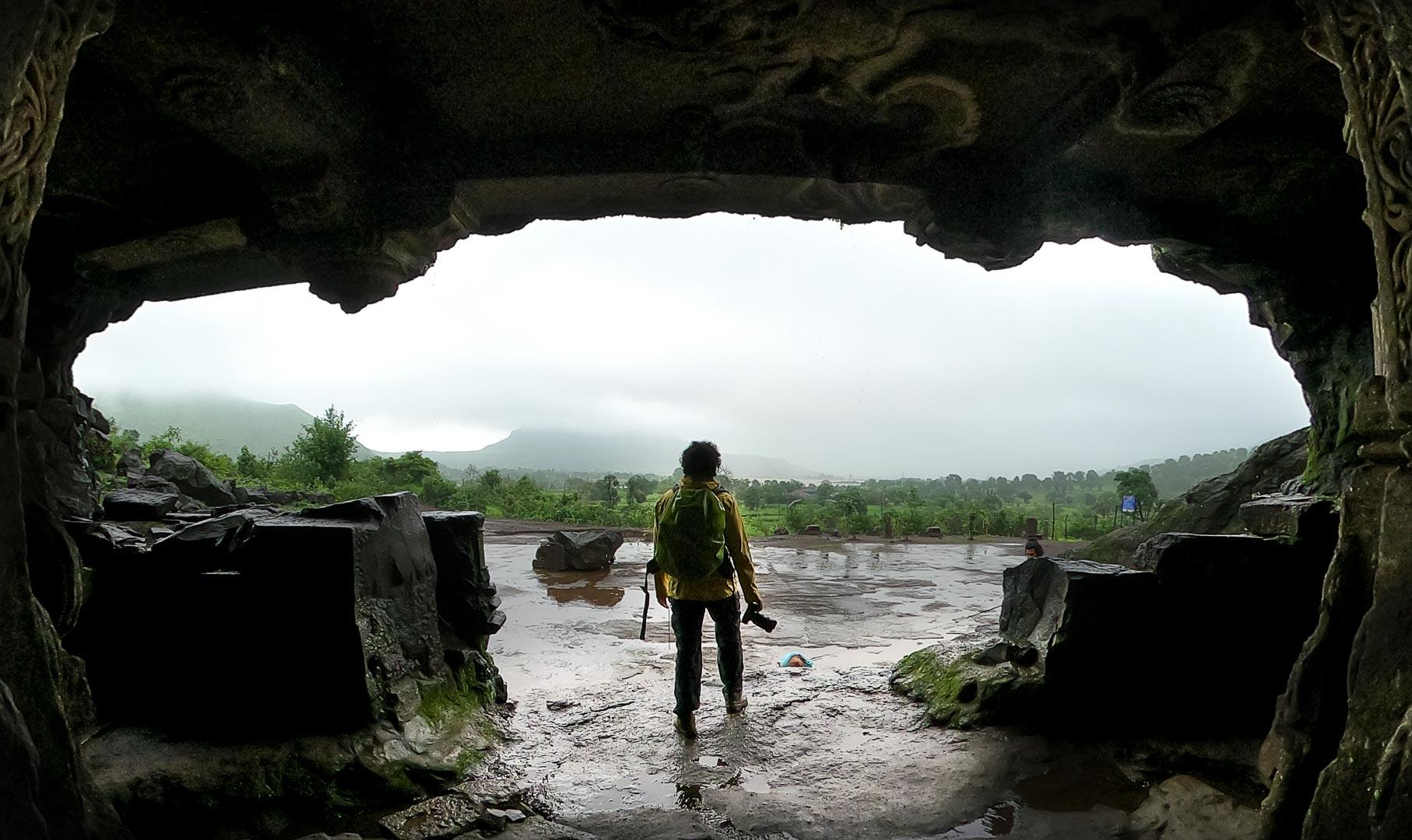 Tringalwadi Cave Trek